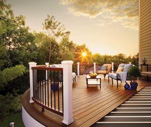 Bloomfield Hills Trex Deck Builders